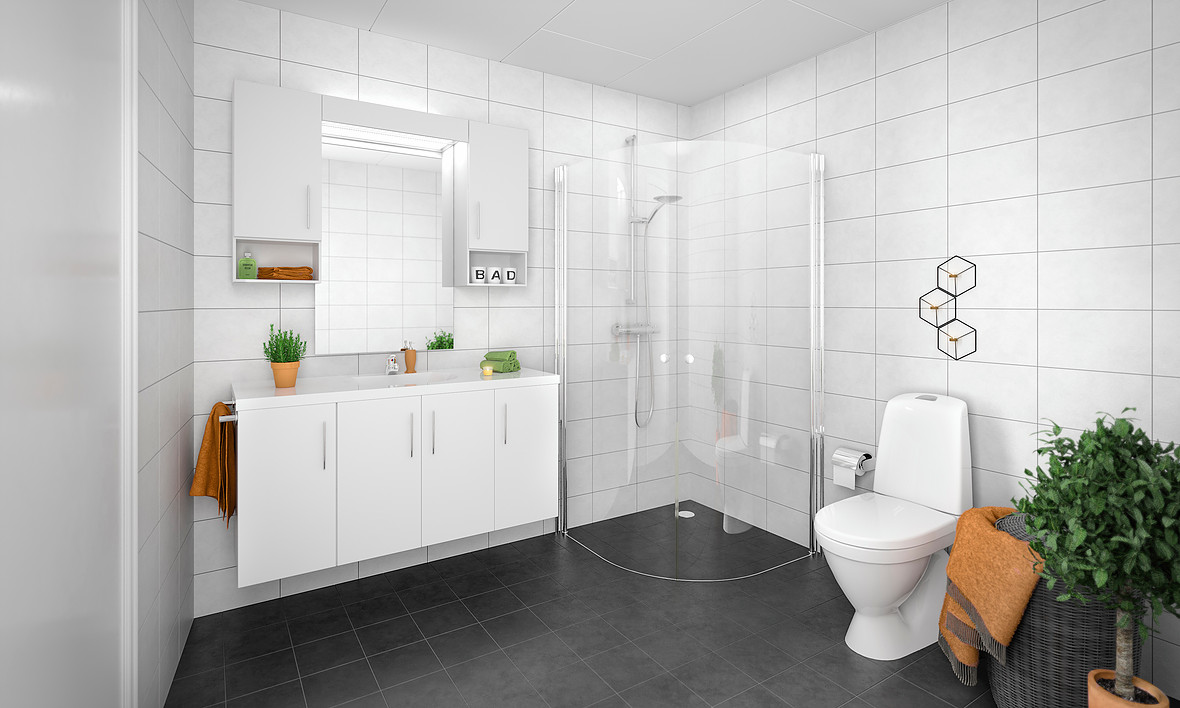 Goldbox - Bathroom
