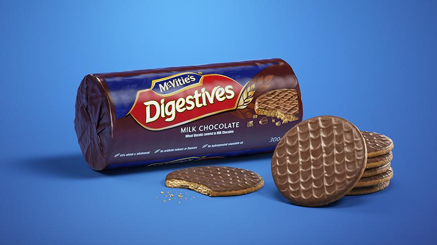 Digestives Milk Choc Pack