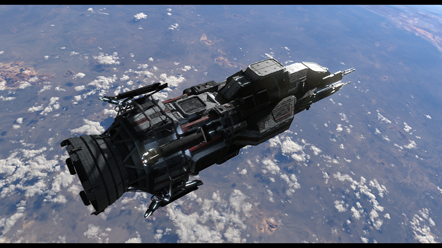 The Expanse 1206