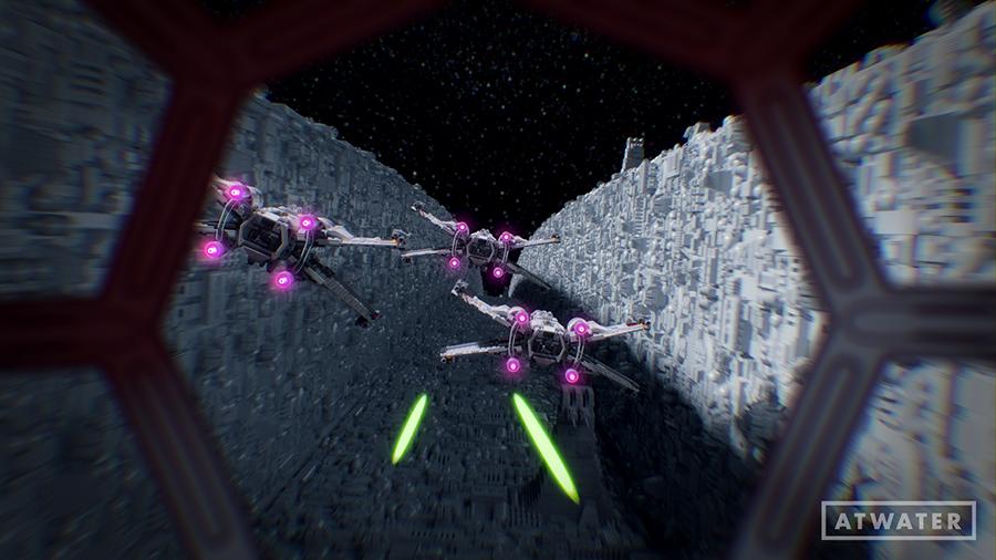 Redshift powers award-winning LEGO mini movies